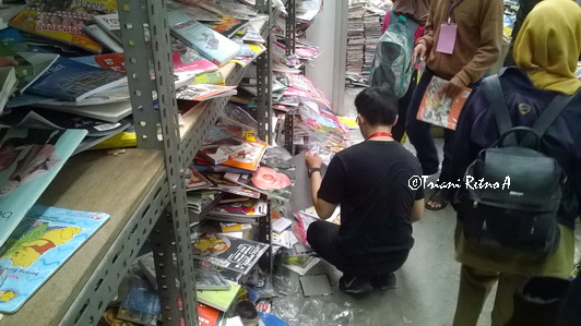 Buku Murah di Gramedia Big Sale