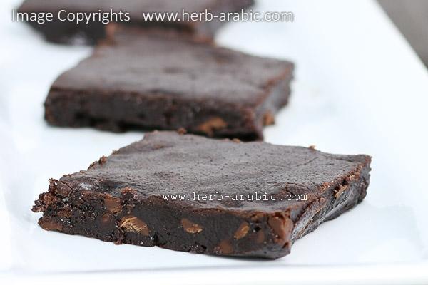 وصفة براونيز الشوكولاتة