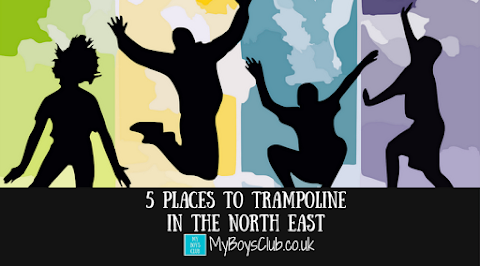 5 Places to Trampoline in the North East