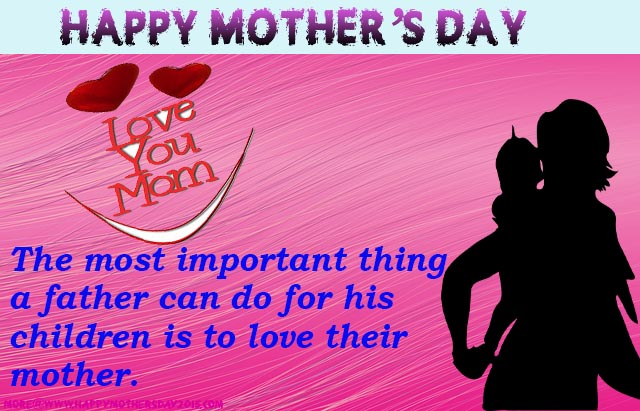 Happy Mothers Day Facebook Status And Quotes | Happy Mothers Day ...