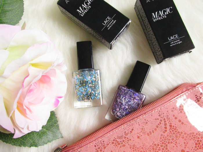 Beautypress News Box September - Avon Magic Effects Lace Nagellacke