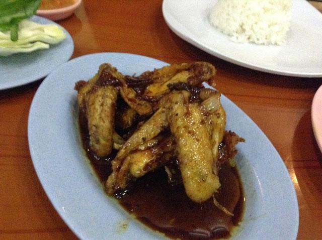 RM Ayam Goreng Mentega Swadaya
