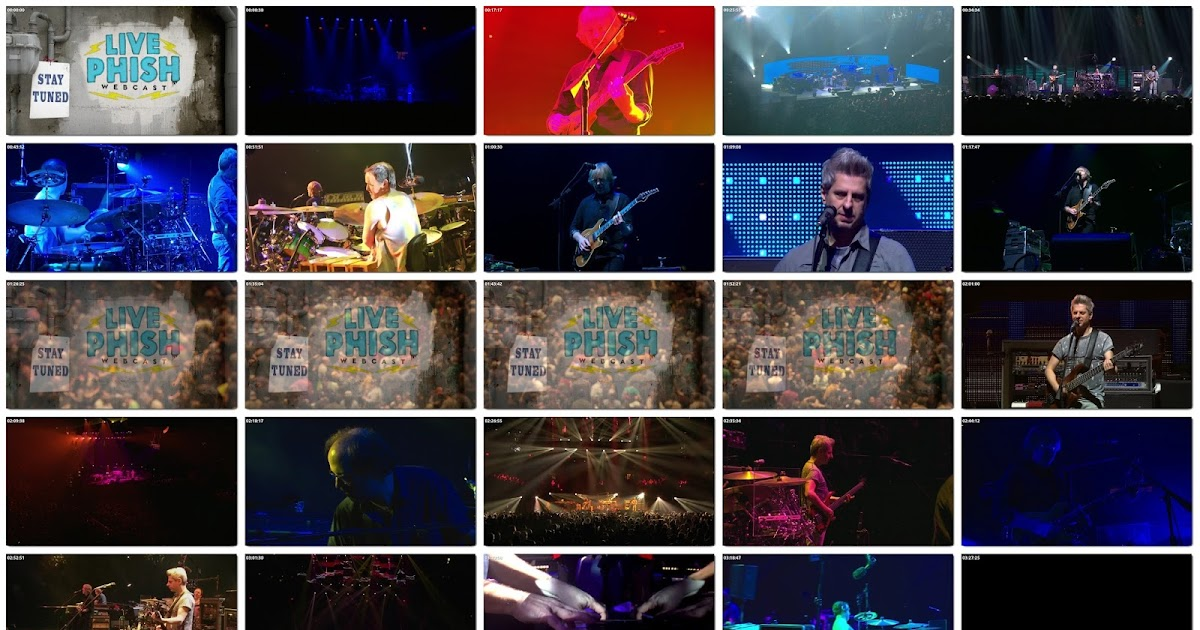 The Curtain With Phish 2016 12 28 Madison Square Garden