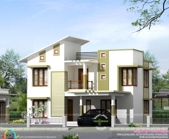 1714 square feet villa with 4 bedrooms