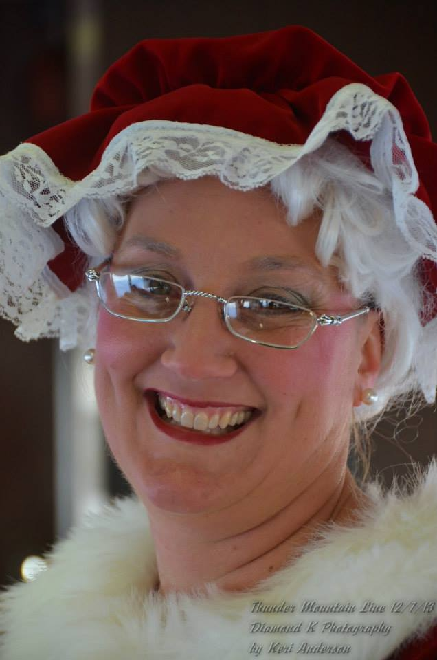 Mrs. Claus For Hire