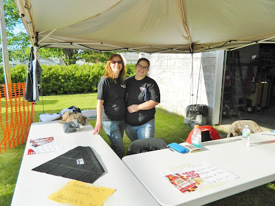 Souvenir Table at the Testicle Festival