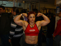 Basw Dimitraki Female bodybuilder, Incredible woman !