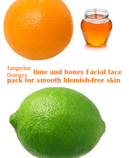 Tangerine Oranges (Fruit) -  Treatment for Acne