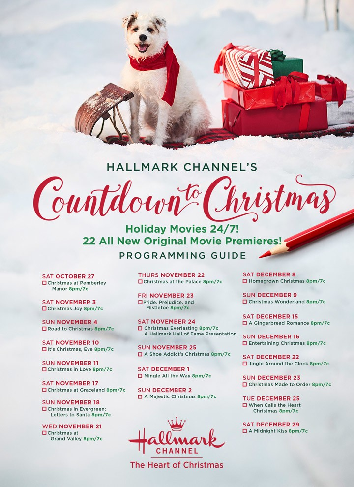Hallmark's Countdown to Christmas