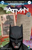 DC Renascimento: Batman #25