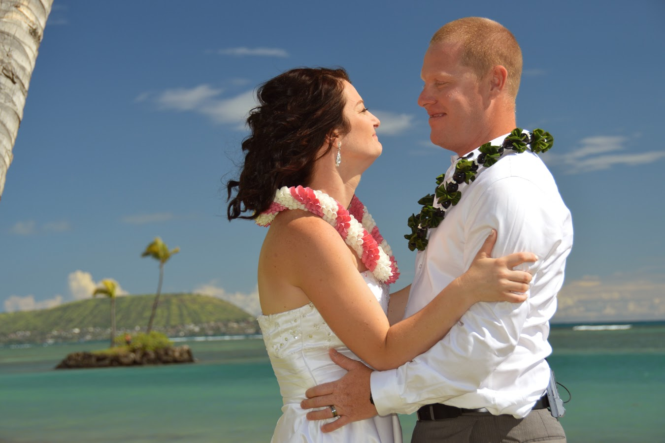 Beautiful Hawaii Wedding