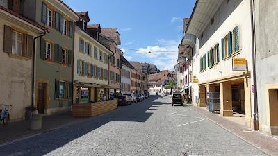 Altstadt von Erlach