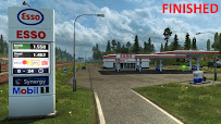 ets 2 real european gas stations reloaded screenshots 5