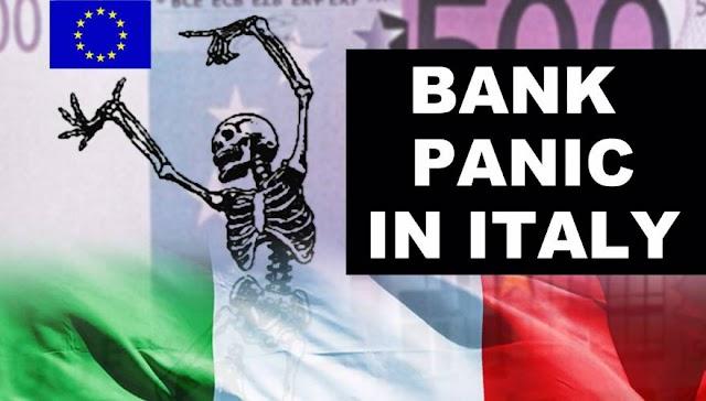 Die Welt: «Όλοι ασχολούνται με την Ελλάδα αλλά η πραγματική βόμβα είναι η Ιταλία»