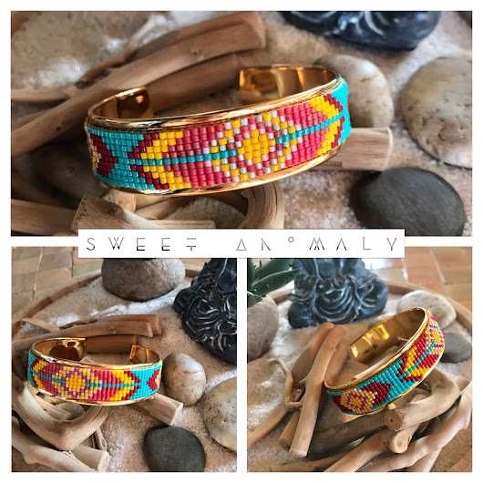 Inspiration des bijoux Native American Style