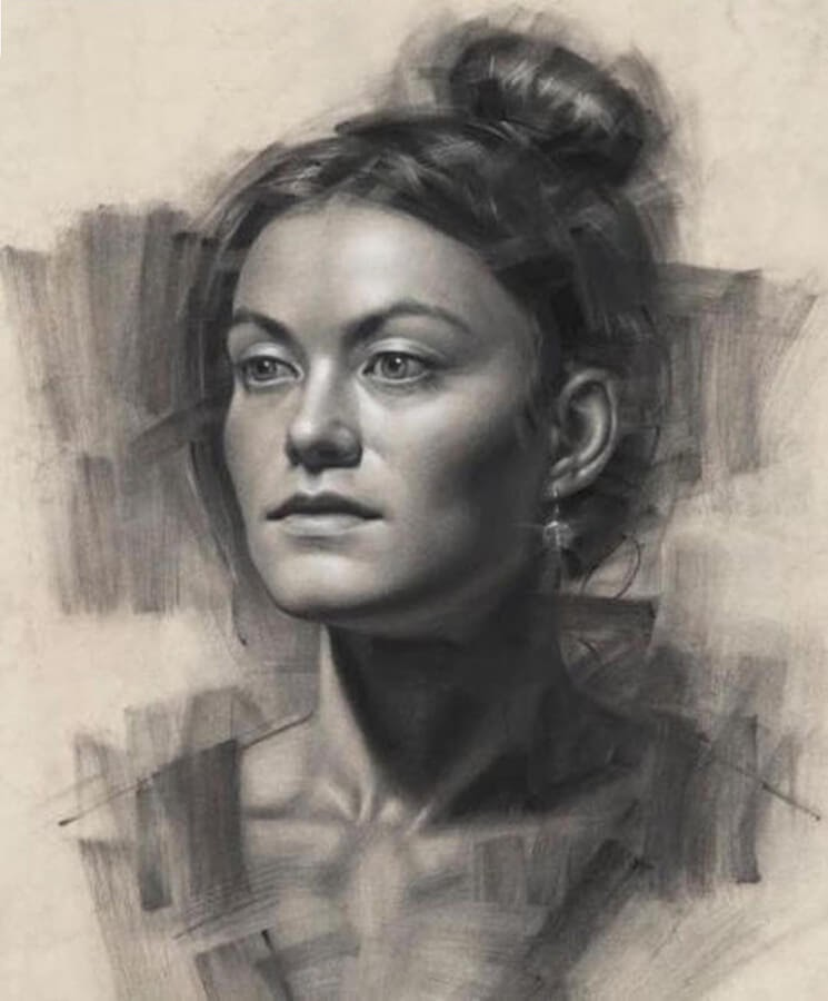 01-Charcoal-Portraits-Charles-Miano-www-designstack-co