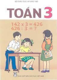 Sách Giáo Khoa Toán Lớp 3 - Đỗ Đình Hoan