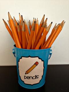 3rd Grade Thoughts Classroom Supplies Sharp  Dull