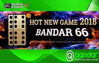 Keistimewaan Permainan Judi Bandar66 Online QBandars