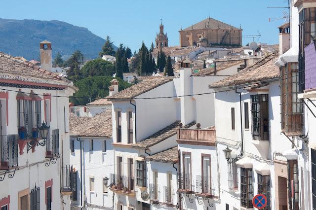 Ronda, na Andaluzia, região sul da Espanha.