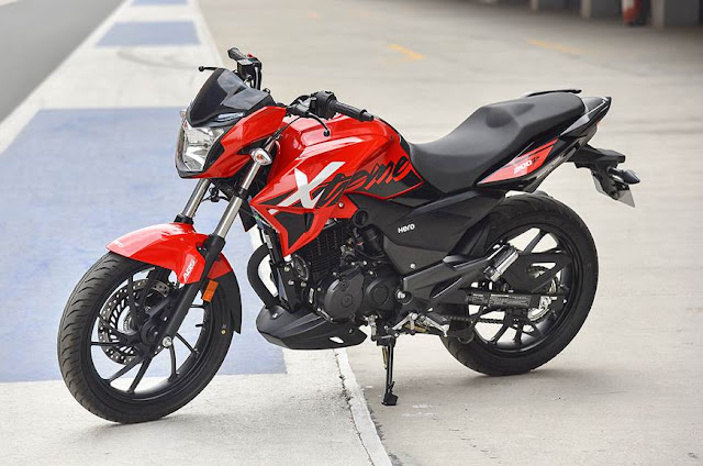 New Hero Xtreme 200R Bike