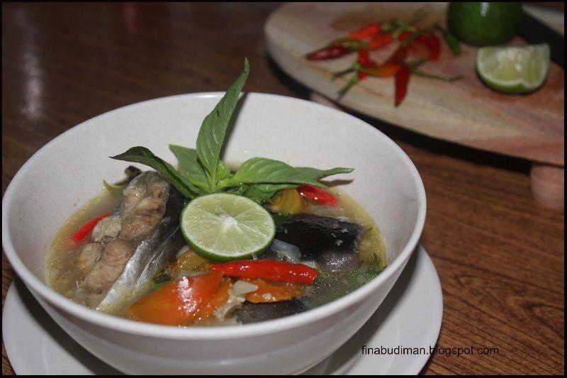 resep sup ikan patin bumbu kuning