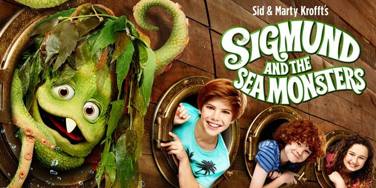Sigmund and the Sea Monsters is one of six new Amazon pilots for kids