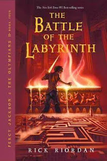 Percy Jackson and The Olympians - The Battle Of The Labyrinth (Pertempuran Labirin)