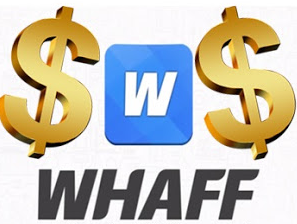 Aplikasi Penghasil uang whaff rewards