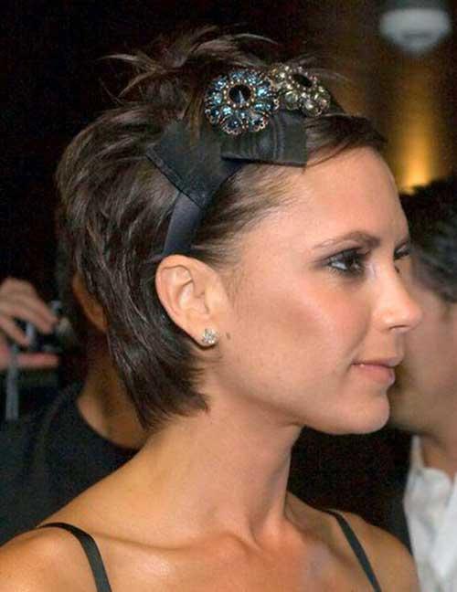 Victoria Beckham Pixie Cut Styles - Jere Haircuts