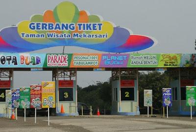 Taman Wisata Mekar Sari Bogor Jawa Barat