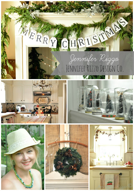 Jennifer Rizzo Creatively Made Home (Home for the holidays) launches October