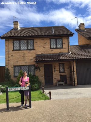 Privet Drive from Harry Potter