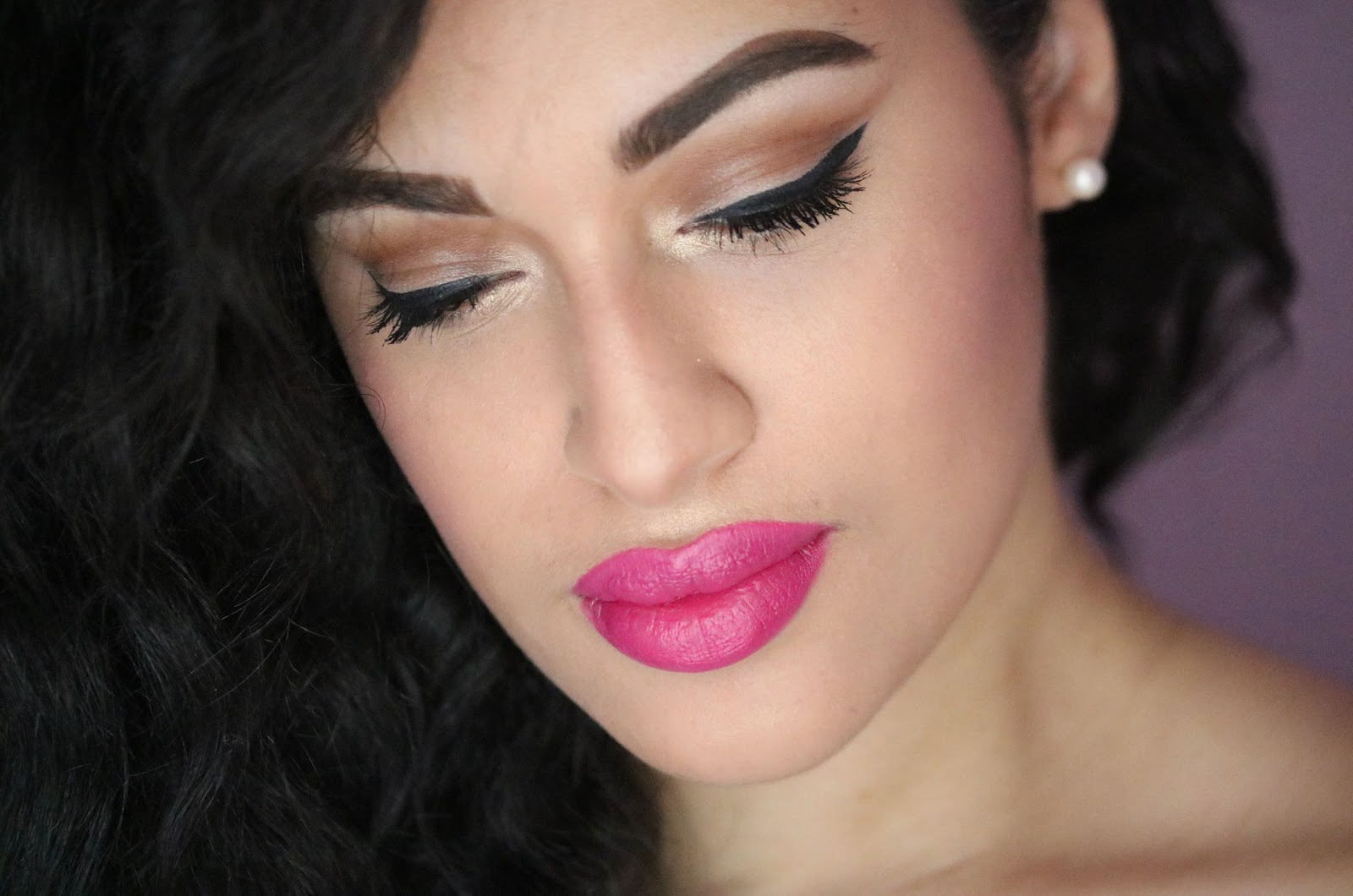 rosemademoiselle , rose mademoiselle ,mac cosmetics, VIVA GLAM , taraji p. henson , revue , avis, paris , blog beauté