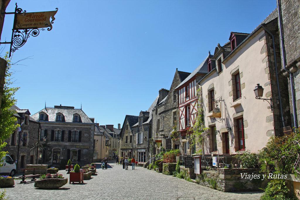 Rochefort-en-Terre, Bretaña, Francia