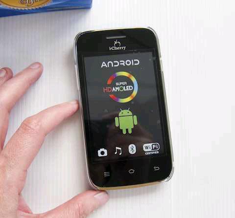 Tutorial I Cherry C112 Lupa Kode - Revolusi Android