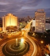 syarat kota Jakarta menjadi kota besar dunia