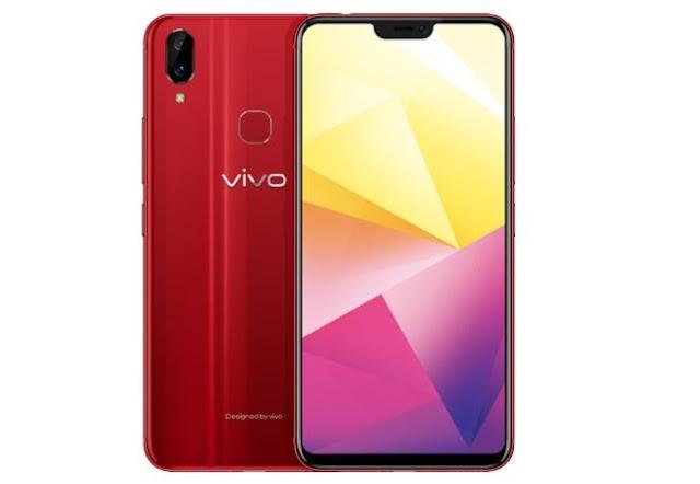 Harga Spesifikasi HP Android Vivo X21i