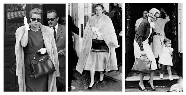 grace kelly, kelly hermes