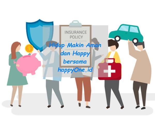 Hidup Makin Aman dan Happy bersama happyOne.id