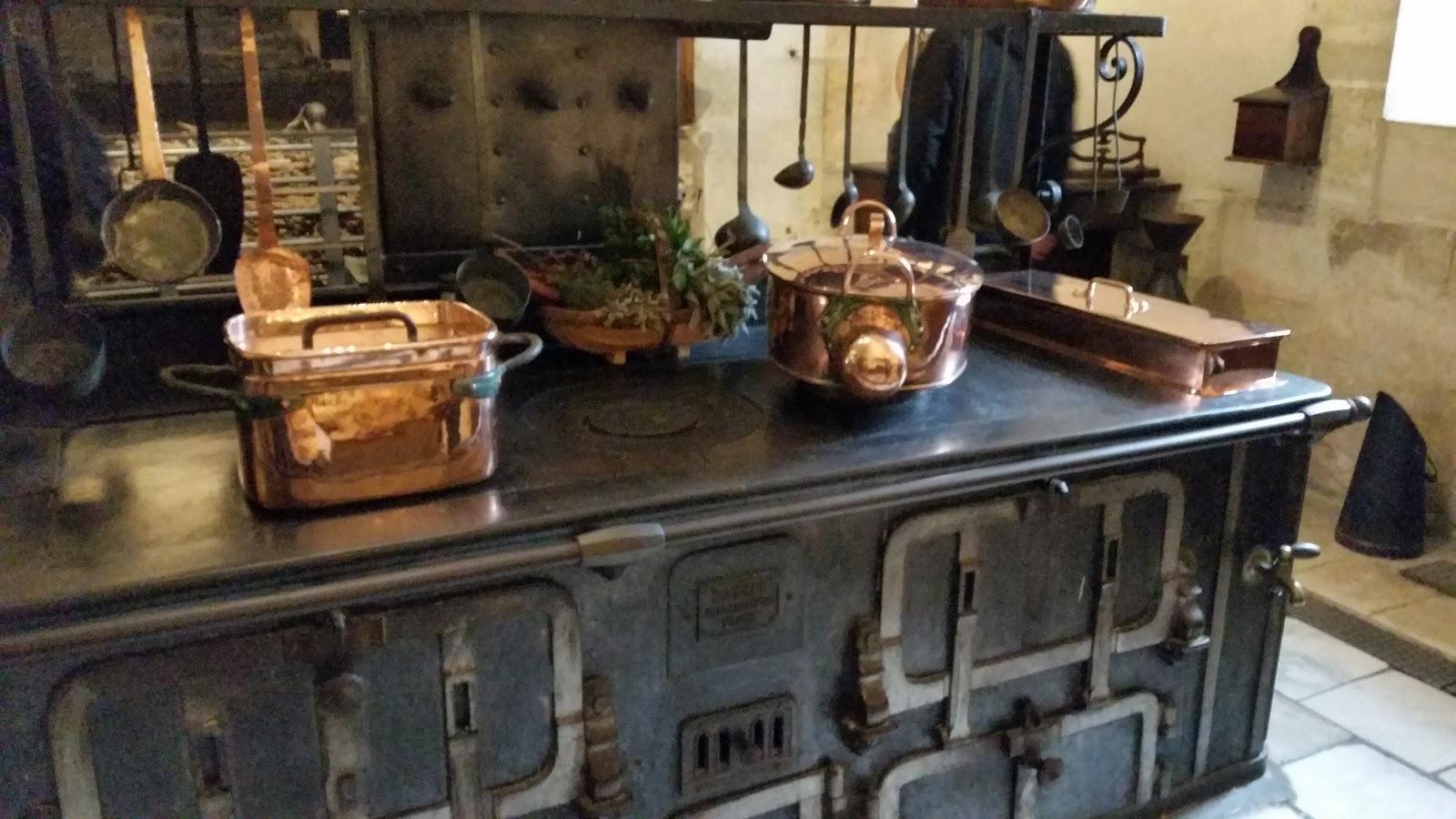 Fimoleando marimar castillos del loira - Cocinas castillo ...