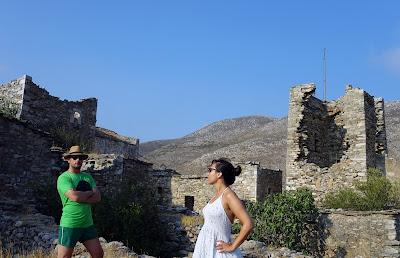Vathia, península de Mani, Peloponeso.