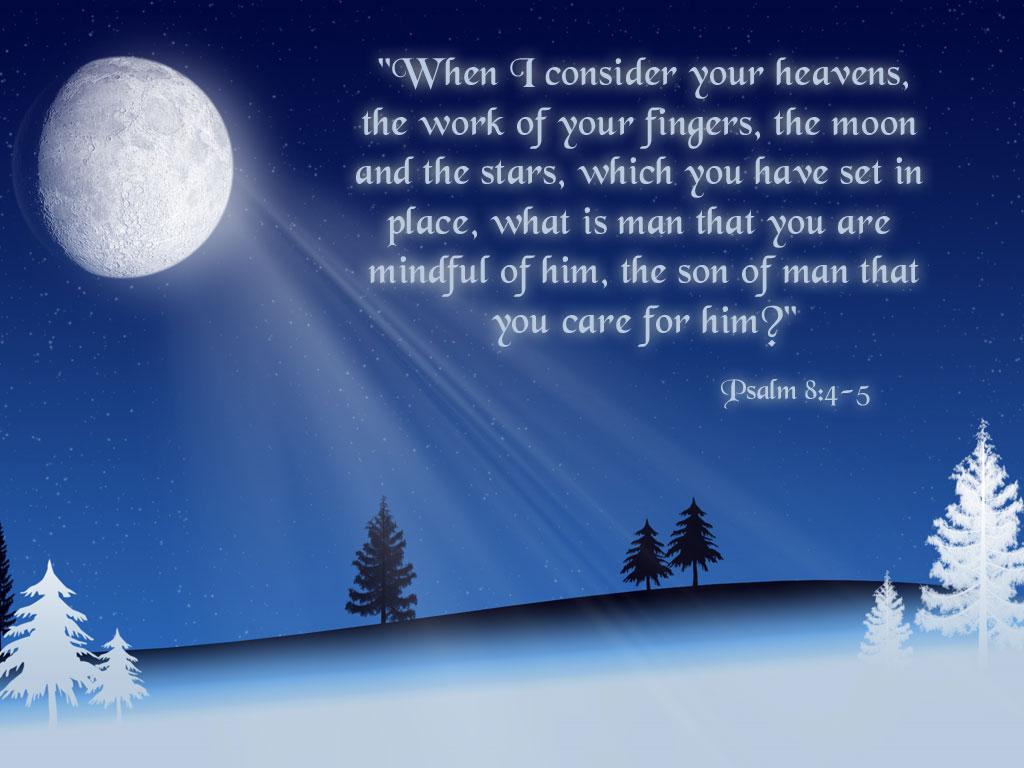 8 Biblical Christmas Quotes And Scriptures: Bible Verse Cute Desktop Backgrounds