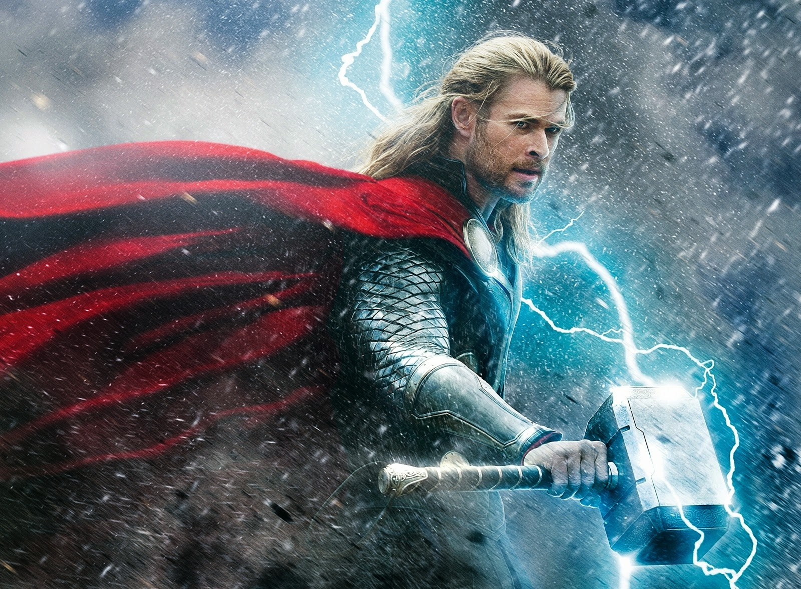 Thor the Dark World 2013 Wallpapers