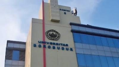 Pendaftaran Dan Biaya Kuliah Universitas Borobudur Jakarta