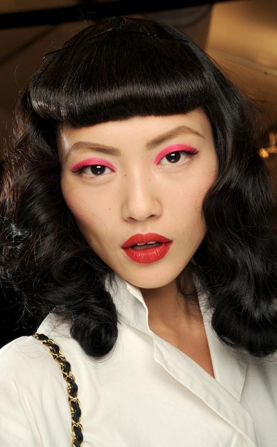 Acogedor pin up peinados Fotos de consejos de color de pelo - Peinados estilo Pin Up | peinados de moda, peinados de novia