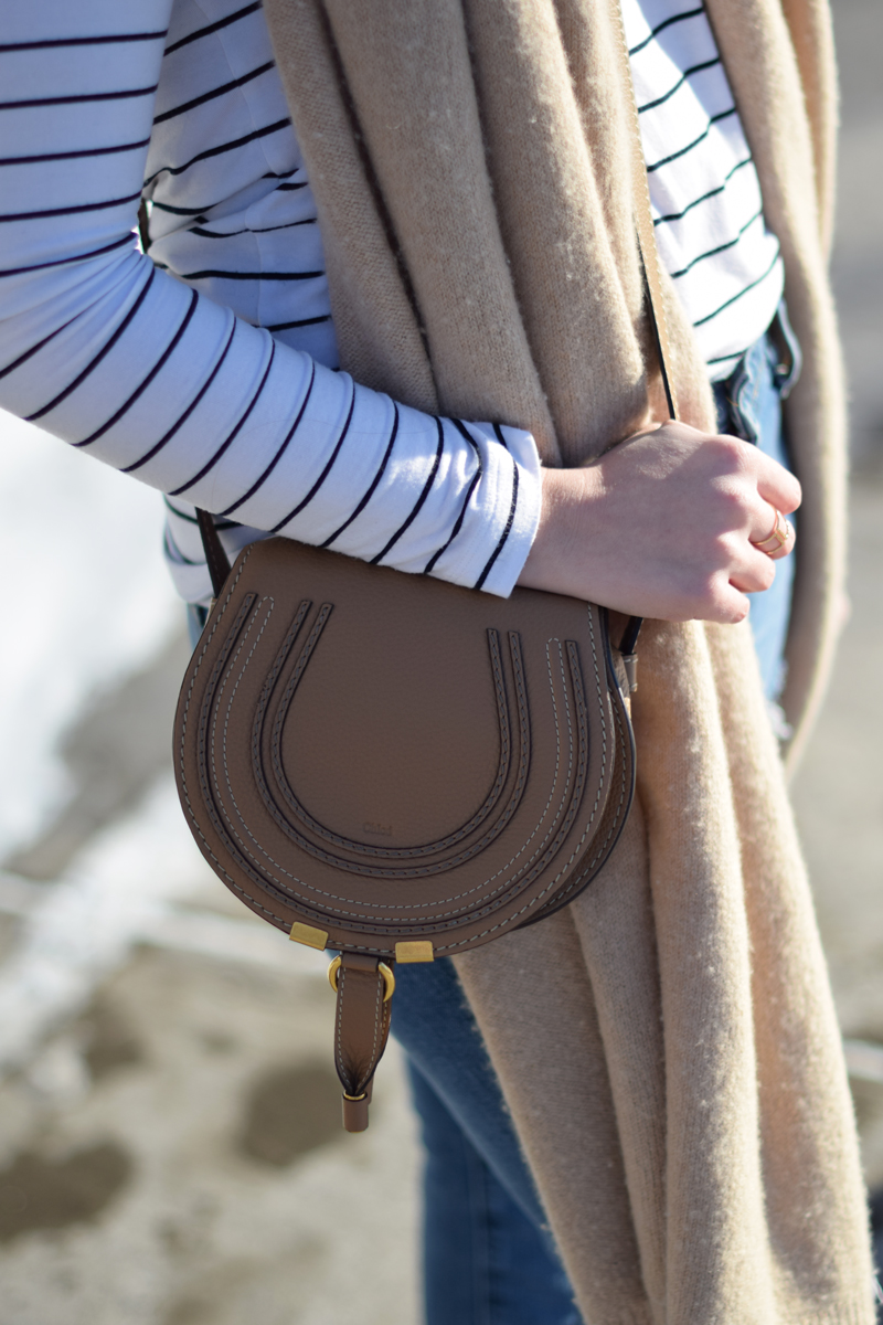 Nut Chloe Marcie cross body for casual wear.