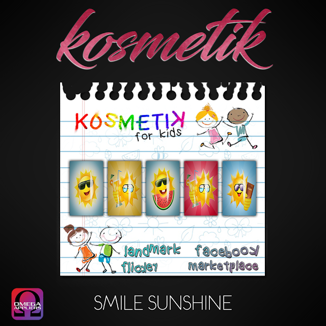 .kosmetik Kids New Group Gifts
