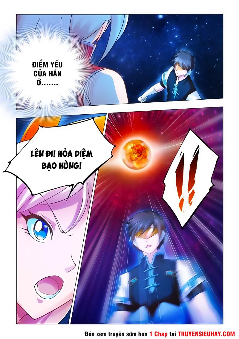 Đấu Chiến Cuồng Triều - Chap 43