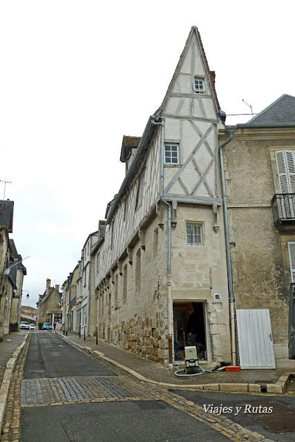 Rue Henri Ducrot, Bourges